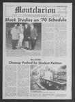 The Montclarion, November 26, 1969