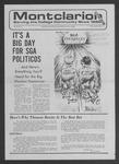 The Montclarion, April 20, 1970