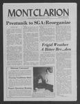 The Montclarion, February 3, 1977