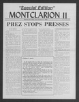 The Montclarion, November 30, 1978