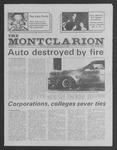 The Montclarion, November 20, 1980