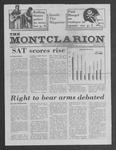 The Montclarion, November 12, 1981
