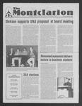 The Montclarion, April 26, 1984