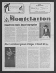 The Montclarion, February 27, 1986