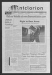 The Montclarion, October 18, 2001