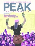 2017-2018 PEAK Journal by Office of Arts + Cultural Programming, PEAK Performances at Montclair State University, and Claudia La Rocco