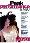 2005-2006 Season Brochure by Office of Arts + Cultural Programming and PEAK Performances at Montclair State University