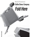 Fold Here by Office of Arts + Cultural Programming and PEAK Performances at Montclair State University