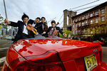Shanghai Quartet with Miró Quartet by Office of Arts + Cultural Programming and PEAK Performances at Montclair State University