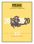 2019-2020 Season Brochure by Office of Arts + Cultural Programming and PEAK Performances at Montclair State University