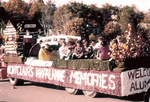 Camp Wapalanne Homecoming Float