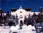 College Hall, December 1960