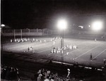 Montclair State College Football Game, October 1960