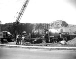 Construction on Campus, early 1960s