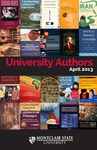 University Authors, 2013 by Montclair State University and Harry A. Sprague Library