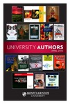 University Authors, 2016 by Montclair State University and Harry A. Sprague Library