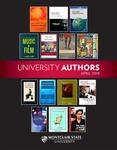 University Authors, 2018 by Montclair State University and Harry A. Sprague Library