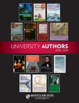 University Authors, 2019 by Montclair State University and Harry A. Sprague Library