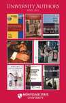 University Authors, 2011 by Montclair State University and Harry A. Sprague Library