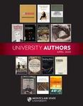 University Authors, 2020